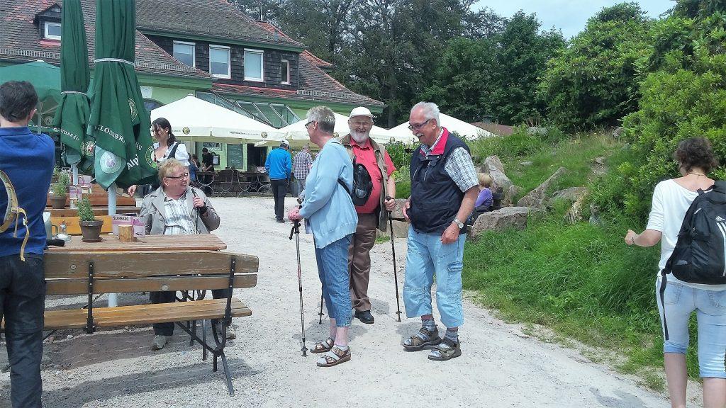 Ausflug mit dem Rexinger Seniorenclub