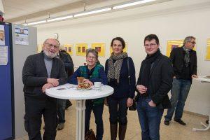 Eröffnung des Horber Repair-Cafes