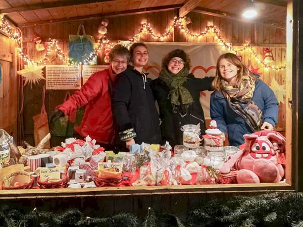 AWO-Adventsmarkt 2019 in Horb